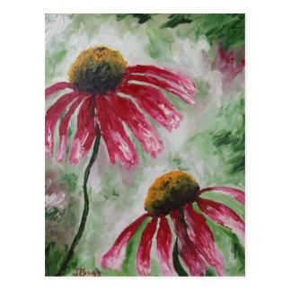Echinacea Briefkaart