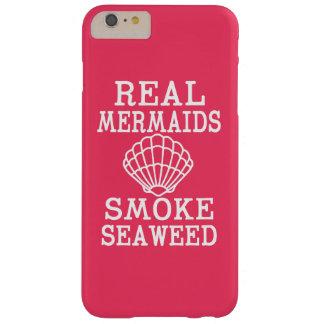 Echt grappig de telefoonhoesje van het Zeewier van Barely There iPhone 6 Plus Hoesje
