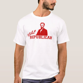 Echte Republikein, Lincoln T Shirt