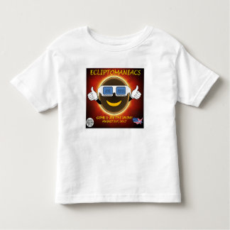 Ecliptomaniacs toont Overhemd Kinder Shirts