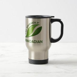 Eco Vriendschappelijke Trinidadian. Reisbeker