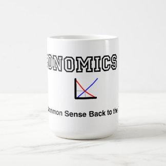 Economie 101 koffiemok