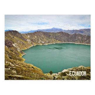 Ecuador Briefkaart