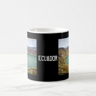 Ecuador Koffiemok