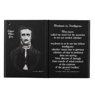 Edgar Alan Poe iPad Air Hoesje