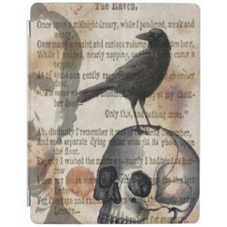 Edgar Allan Poe de Raaf & de Schedel iPad iPad Cover