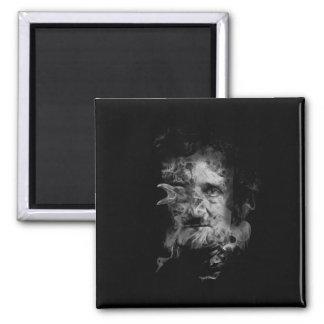 Edgar Allan Poe in Rook met Raaf Magneet