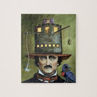 Edgar Allan Poe Legpuzzel