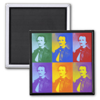 Edgar Allan Poe Magneet