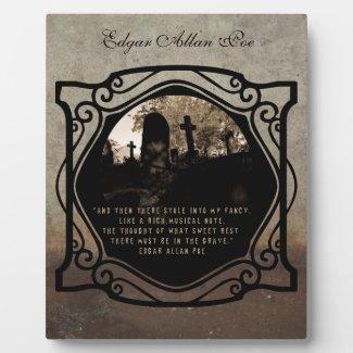 Edgar Allan Poe Plaat