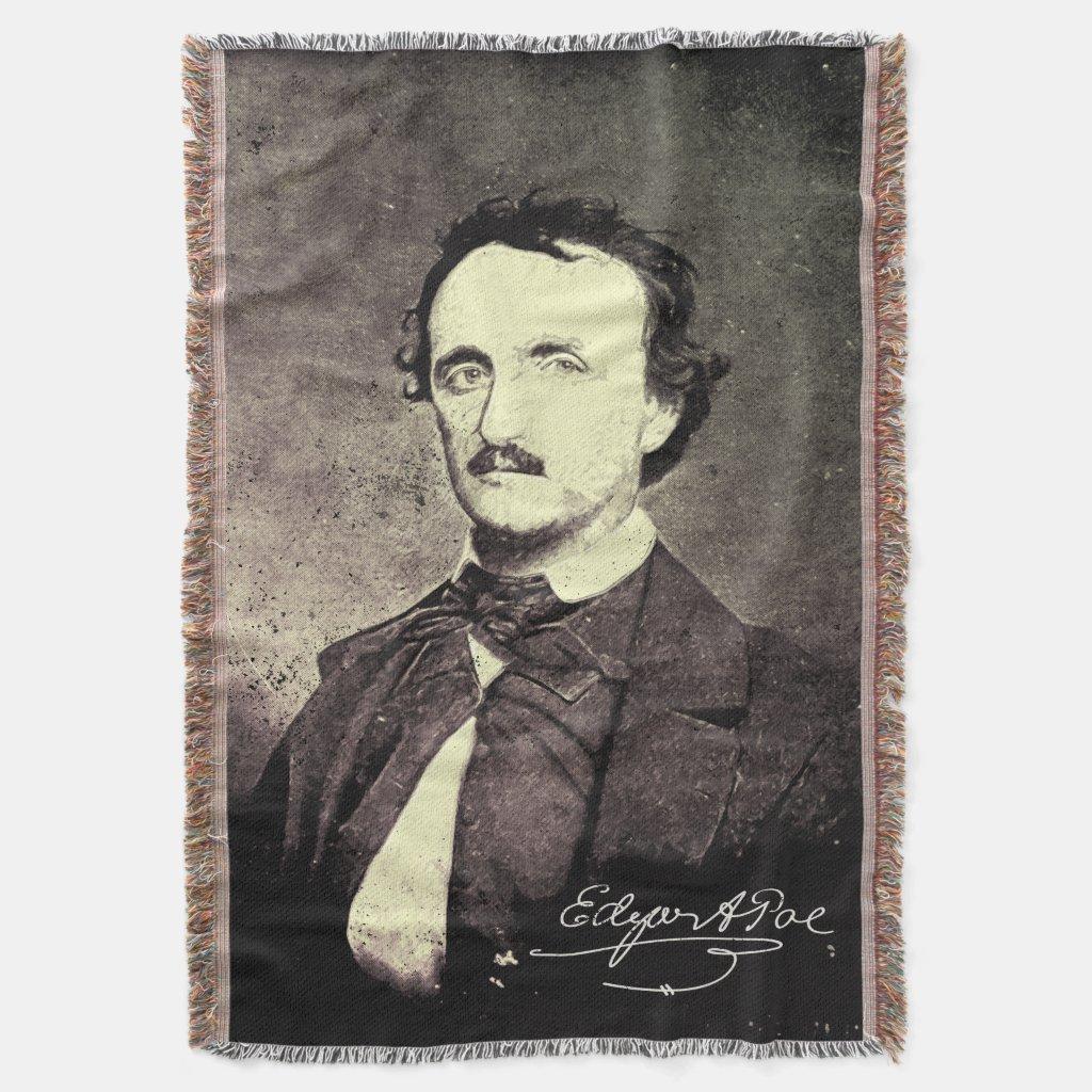 Edgar Allan Poe *Restored & Refinished* Deken