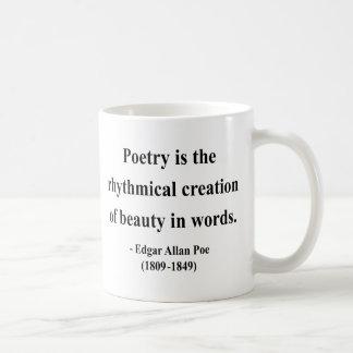 Edgar Allen Poe Quote 5a Koffiemok