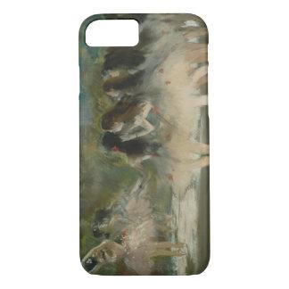 Edgar Degas - Ballet bij de Opera van Parijs iPhone 8/7 Hoesje