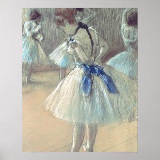 Edgar Degas | Danser Poster