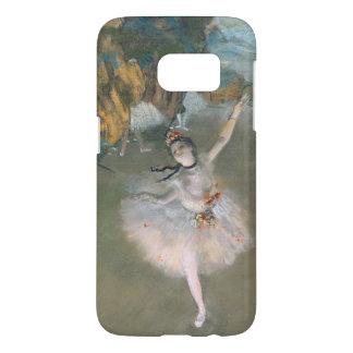 Edgar Degas | de Ster, of Danser op het stadium Samsung Galaxy S7 Hoesje