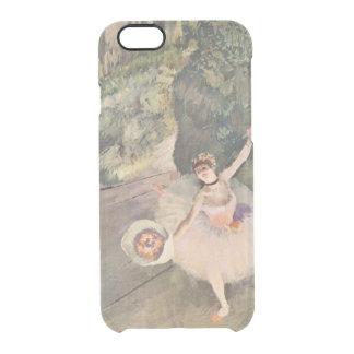 Edgar Degas | Repetitie van het Ballet op Stadium Doorzichtig iPhone 6/6S Hoesje