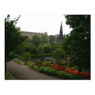 Edinburgh Briefkaart