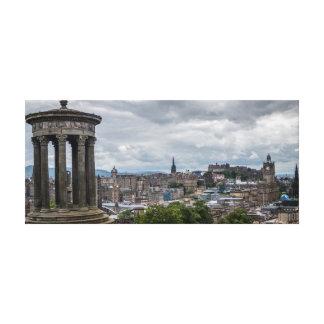 Edinburgh Canvas Afdruk