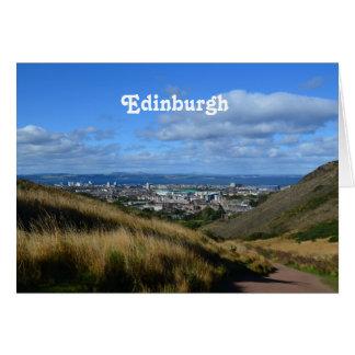 Edinburgh Kaart