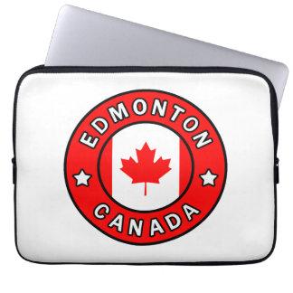 Edmonton Canada Laptop Sleeve