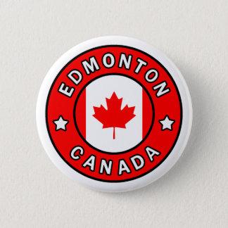 Edmonton Canada Ronde Button 5,7 Cm