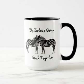 EDS ehlers-Danlos van Zebras de Mok van de