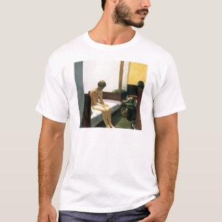 Edward Hopper, de Zaal van het Hotel, 1931 T Shirt