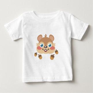Eekhoorn & Eikels Baby T Shirts