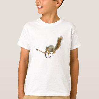 Eekhoorn met Banjo T Shirt