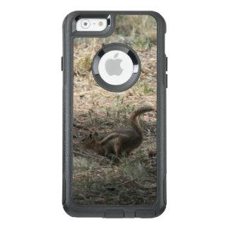 Eekhoorn op de Looppas OtterBox iPhone 6/6s Hoesje