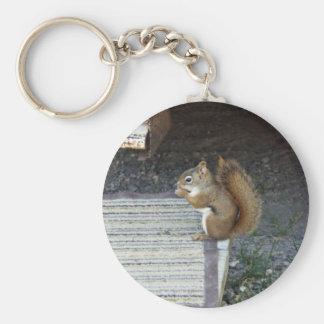 Eekhoorn Sleutelhanger