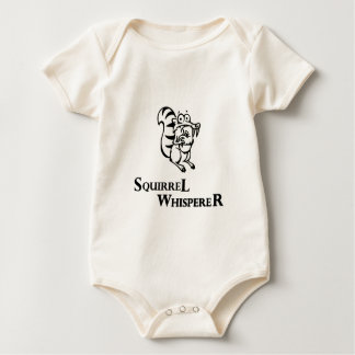 Eekhoorn Whisperer Baby Shirt