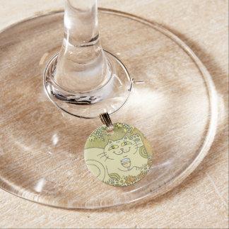 Een aangenaam Glas Pinot Grigio Wijnglasring