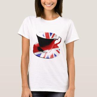 Een aardige kop van Engelse Thee Tshirts