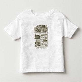 Een bakkerij en bakselmateriaal, van 'Encyclope T Shirt
