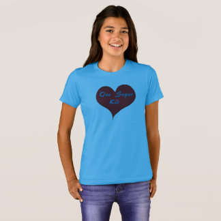 Één Bella van de Super Meisjes van het Kind+De T Shirt