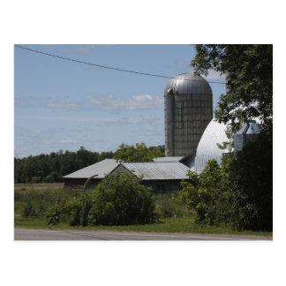 Een boerderij van Vermont Briefkaart