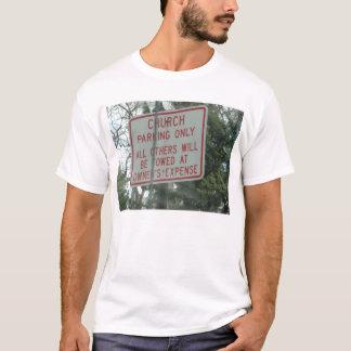 een christains overhemd t shirt