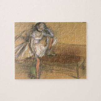 Een Coryphee die door Edgar Degas, Vintage Ballet Legpuzzel