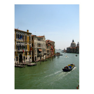 Een dag in Venetië Briefkaart