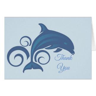 Een dolfijn briefkaarten 0