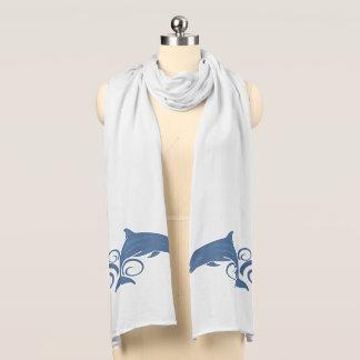 Een dolfijn sjaal