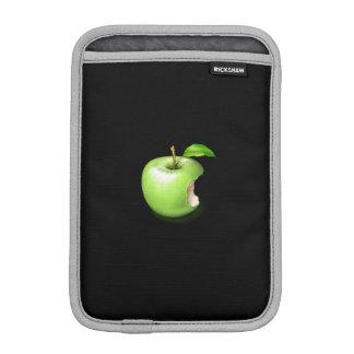 Een echte groene appel op iPadsleeve