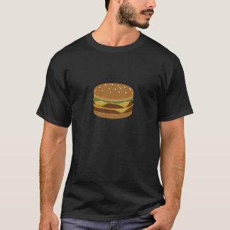 Een enkel Cheeseburger T Shirt