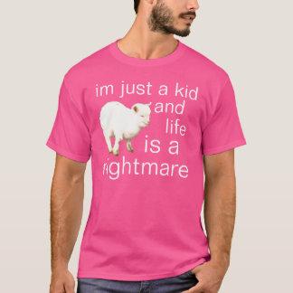 een enkel kind t shirt