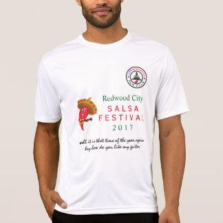 Een festival Salsa in Overhemd 4701 van de Stad T Shirt