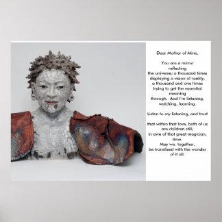 Een gedicht voor Moeder Poster