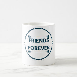 Een gift voor Vrienden Koffiemok