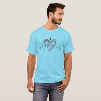 Een hart voor Vrede T Shirt
