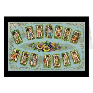 Een helder Nieuwjaar Briefkaarten 0